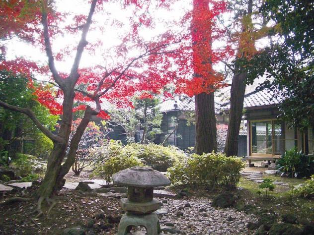 庭園紅葉 のコピー