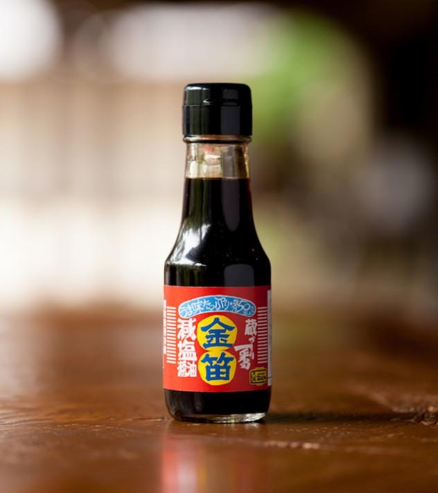 蔵づくり一番「金笛」減塩醤油