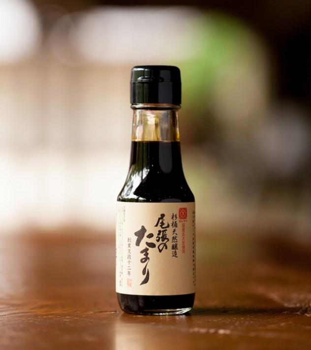 杉桶天然醸造「尾張のたまり」