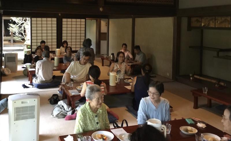 秘蔵ガイド+ランチ 9月